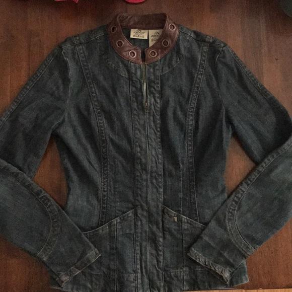 Jordache Jackets Amp Coats Denim Jacket Poshmark